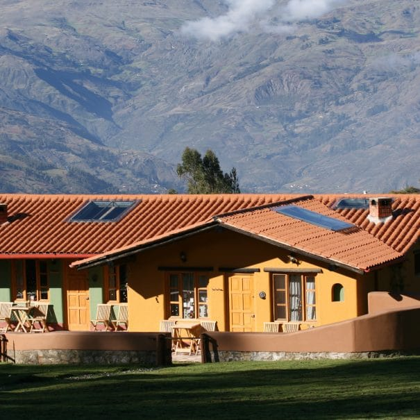 Cojup Cabin Lazy Dog Inn Mountain Lodge Huaraz