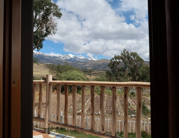 Condor Bedroom View Mountain Farm