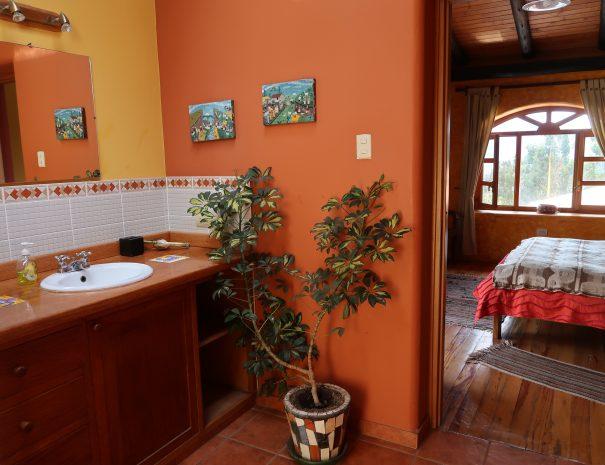 Condor Bathroom Bedroom View