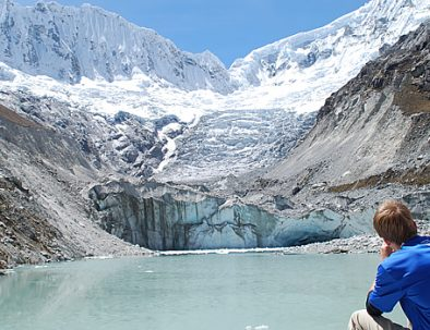 Llaca Lake, Cordillera Blanca