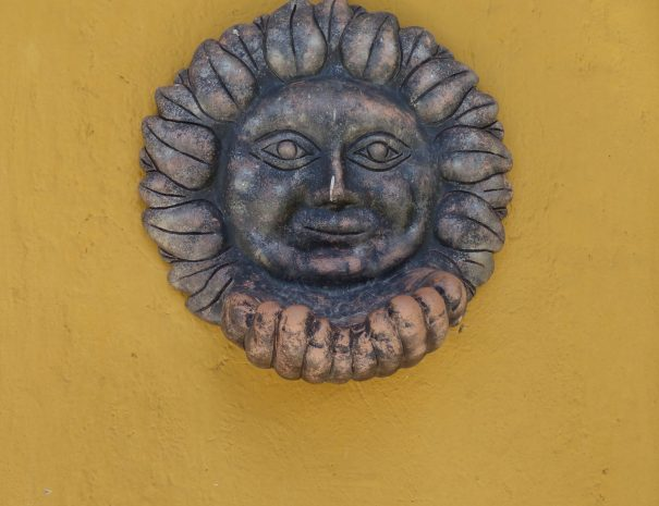 Wall Ornament Sun