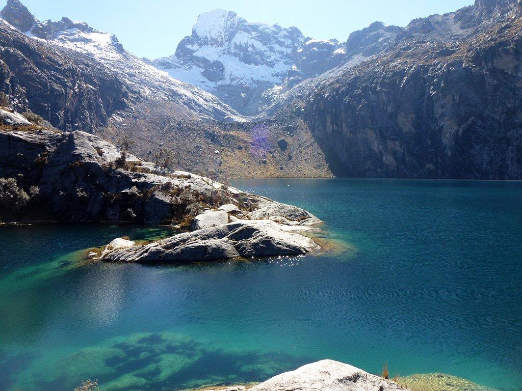 Laguna Churup, Cordillera Blanca