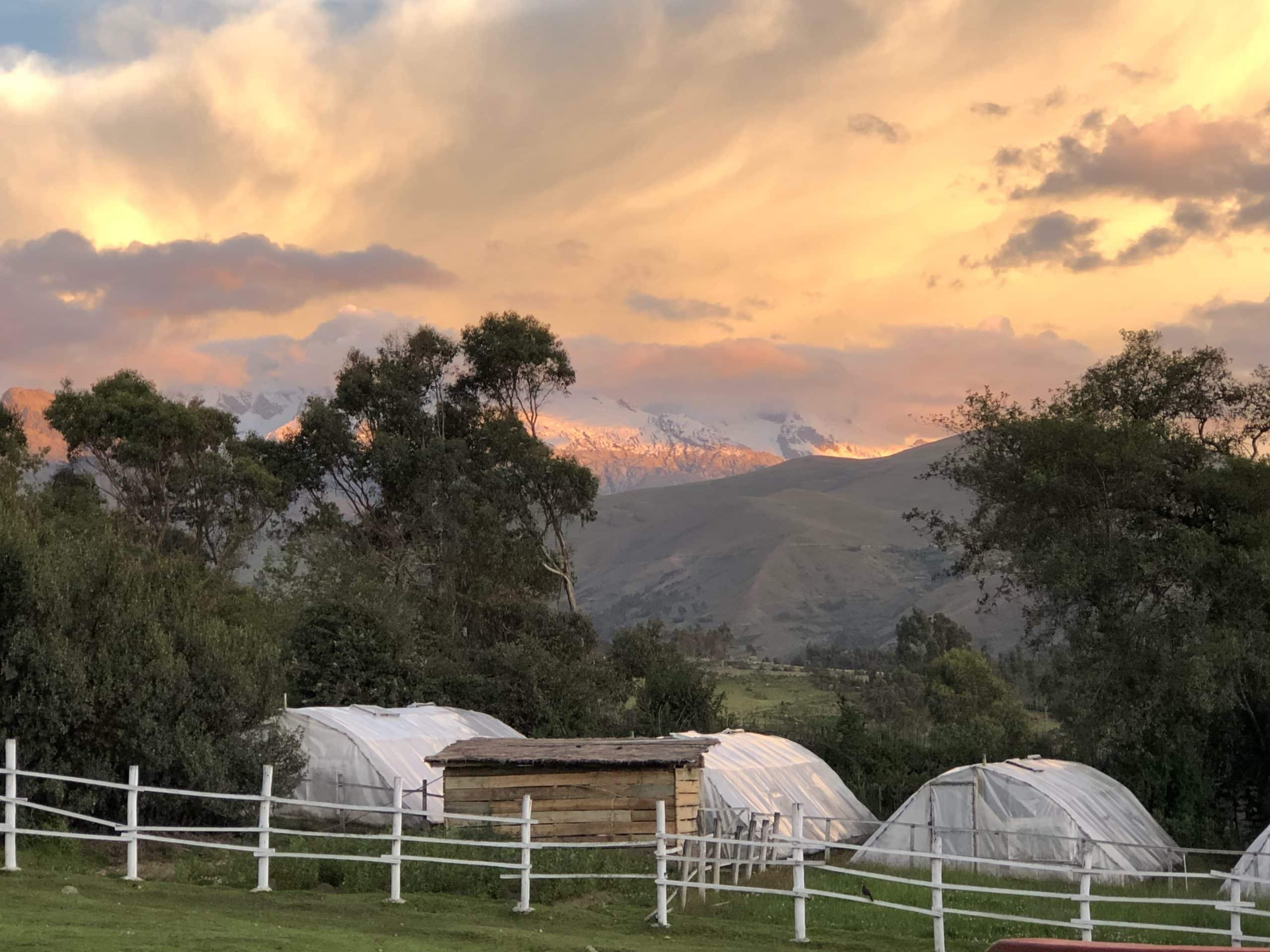 Farm to Table at The Lazy Dog Inn Mountain Lodge