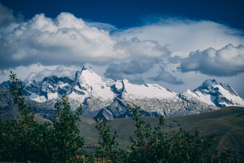 The Lazy Dog Inn Cordillera Blanca View