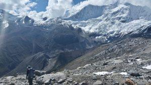 Cojup Valley Glaciers