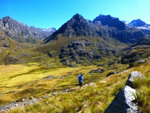 Trail Runs in the Cordillera Blanca